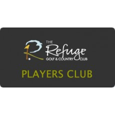Players Club Golf Package